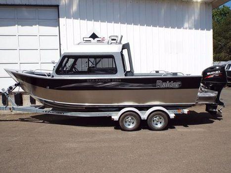 2018 Raider 2284 Coastal