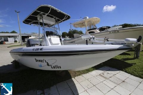 2005 Champion Boats 19 Sea Champ