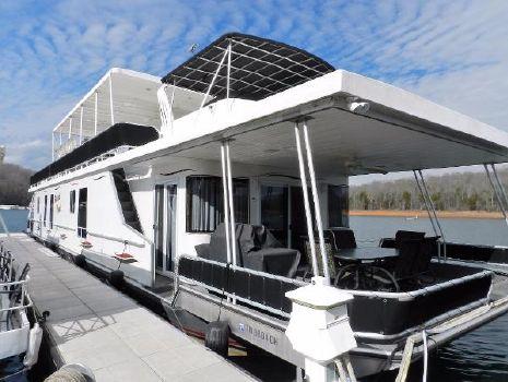 2004 Sunstar 18' x 84' Houseboat Sweet Treat