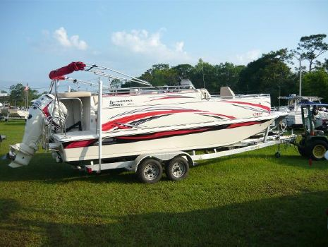 2014 Carolina Skiff 22 fun deck