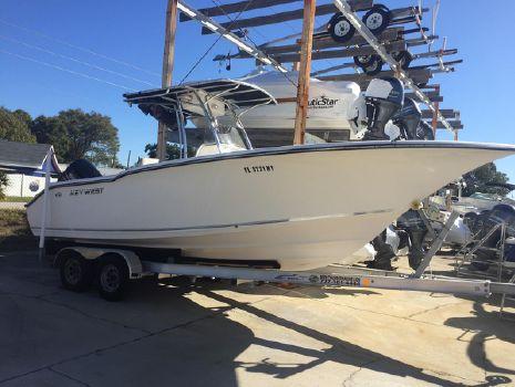 2009 Key West Boats, Inc 244CC