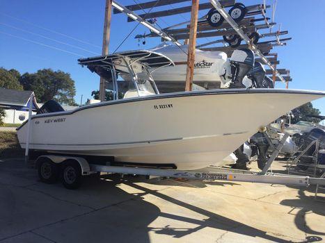2009 Key West Boats, Inc. 244CC