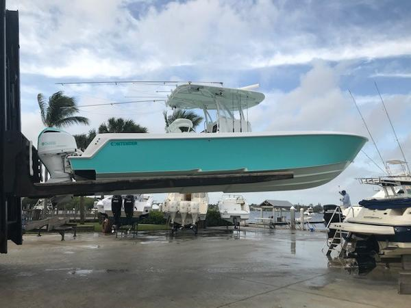 Boat trader 35 contender