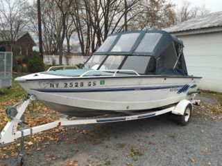 1994 Sea Nymph 175 Gls