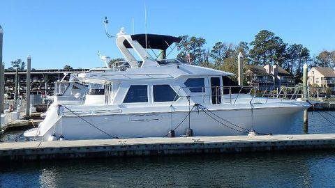 1999 Navigator 4800 CLASSIC 1999 Navigator 48 Pilothouse