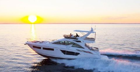 2018 Cruisers Yachts Cantius 60 Fly Manufacturer Provided Image