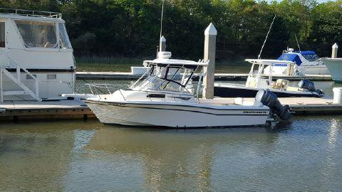 2006 Grady-White 228 Seafarer