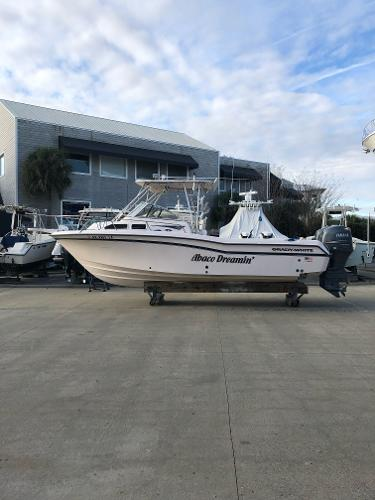 Check out this 1998 GRADY - WHITE 248 Voyager on Boattrader com