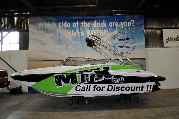 2014 Rinker 200 Captiva MTX