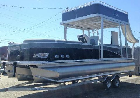 2016 Avalon Cat-ADMIRAL-FS-25-Catalina Funship-TriToon