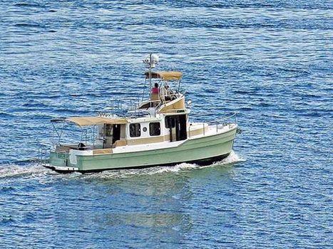 2014 Ranger Tugs 31 CB Profile