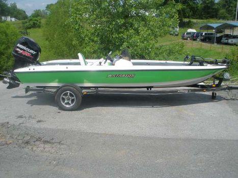 2008 Stratos 186 XT