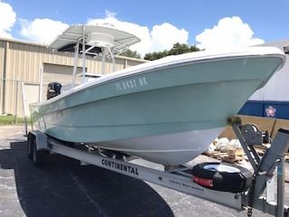 2007 Andros Boatworks Tarpon 26