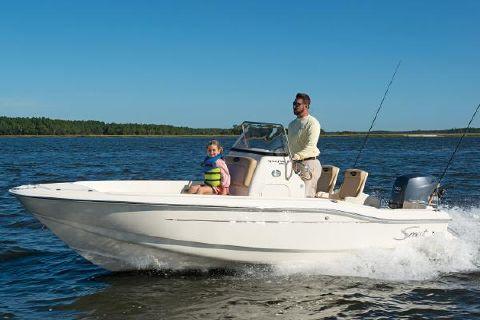 2016 Scout Boats 175 Sportfish Manufacturer Provided Image