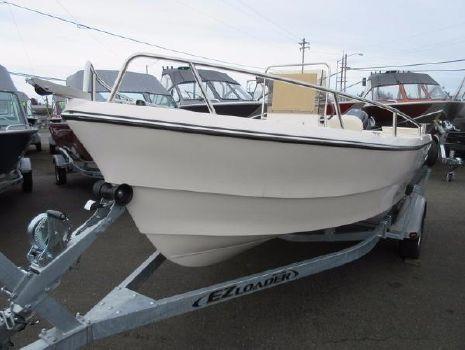 2016 Arima 17' Sea Angler C/C