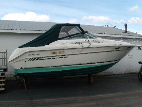 1993 Sea Ray 300 Weekender