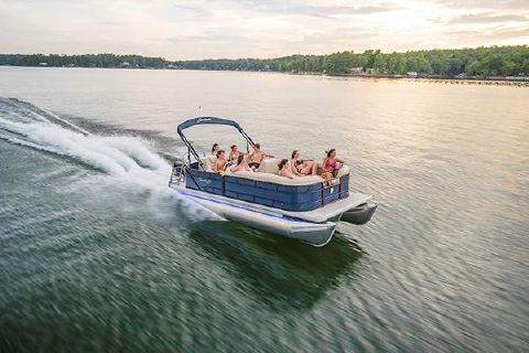 2017 Sweetwater SW 2286 Aft Deck