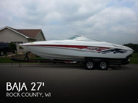 2003 Baja 275 Performance 2003 Baja 275 Performance for sale in Orfordville, WI