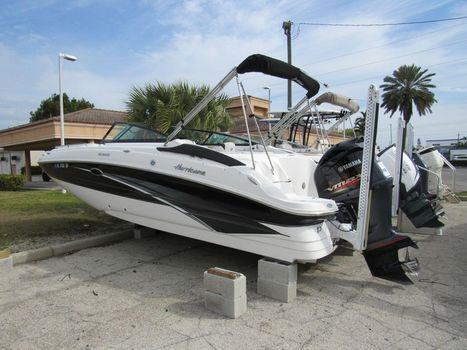 2018 Hurricane SD2400