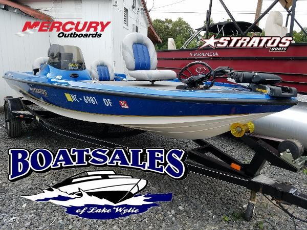 Stratos new and used boats for sale in ia for Fish and ski boats for sale craigslist