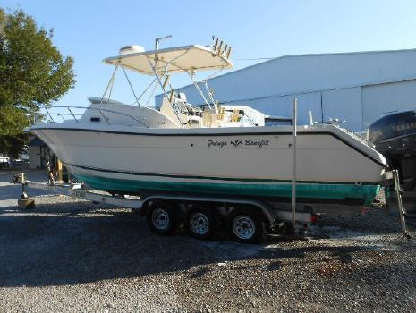 1999 PURSUIT 2870 Offshore CC