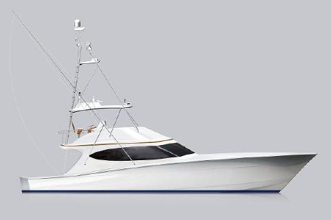 2018 Hatteras GT59 Manufacturer Provided Image