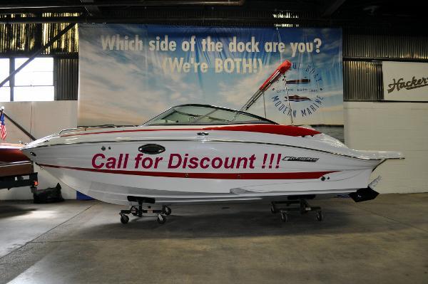 2015 Cruisers 238 Bow Rider
