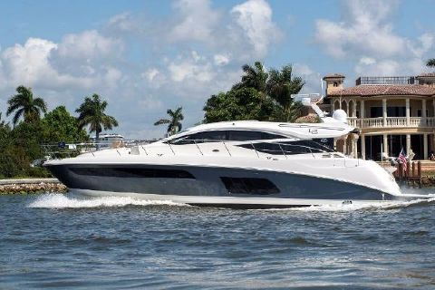 2016 Sea Ray 59 SUNDANCER