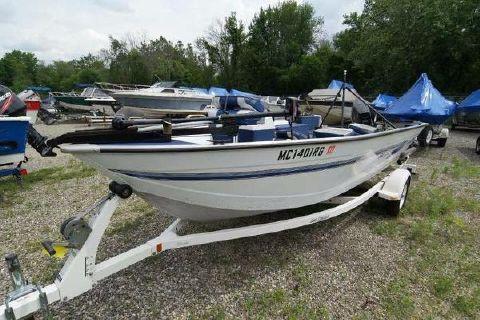 1995 Sea Nymph SC 170