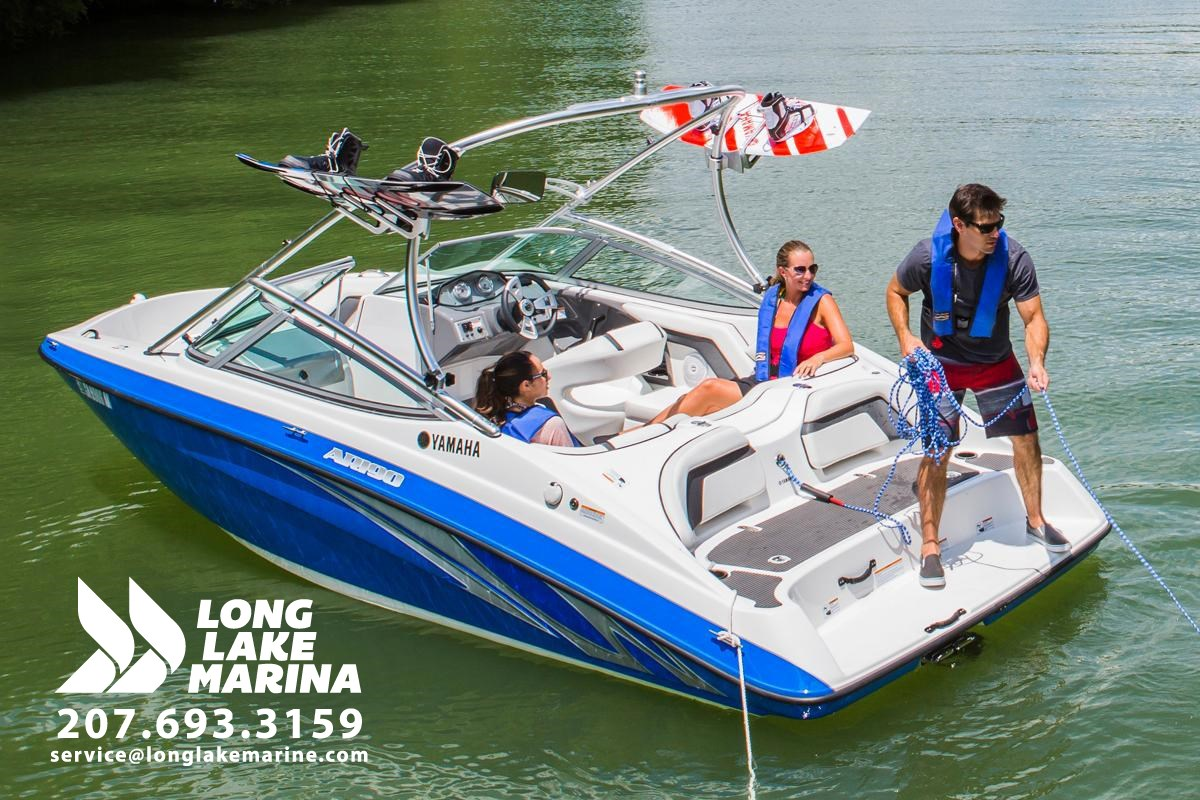 Page 1 of 1 cruisers yachts boats for sale near freeport for Yamaha boat motor dealers near me