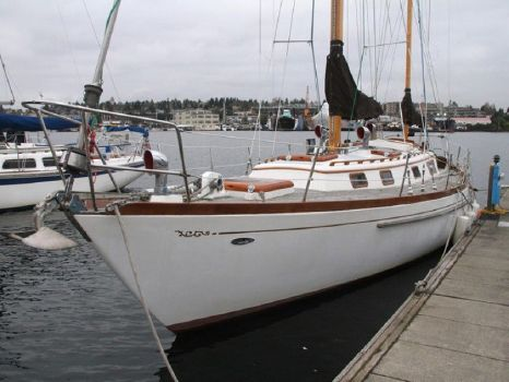 1977 Cheoy Lee 41 Offshore Ketch