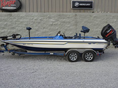 2007 Champion Boats 210 Elite