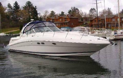 2005 Sea Ray Sundancer 390