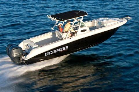 2016 Wellcraft Scarab 30 Offshore Sport