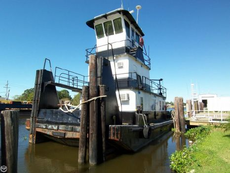 1979 Steel Tug 55 Tug Towing Vessel TD 1979 Steel Tug 55 Tug Towing Vessel TD for sale in Galliano, LA