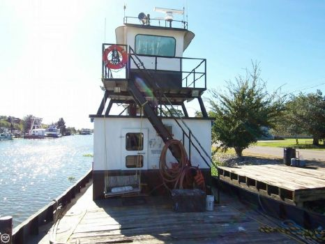 1974 Steel Tug 53 Tug Tow Support Vessel CN 1974 Steel Tug 53 Tug Tow Support Vessel CN for sale in Galliano, LA