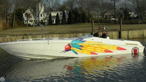 1998 Apache 36 WARRIOR 1998 Apache 36 Warrior for sale in Patchogue, NY