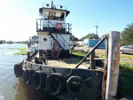 1981 Steel Tug 55 Tug Towing Vessel LC 1981 Steel Tug 55 Tug Towing Vessel LC for sale in Galliano, LA