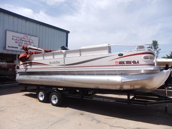 2008 South Bay Pontoons 23'