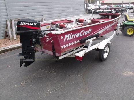 1997 MirroCraft 1568 Pro Striker