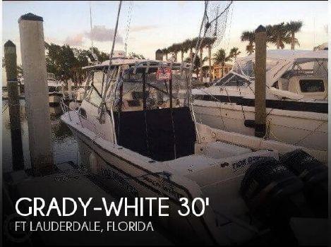 2001 Grady-White 300 Marlin 2001 Grady-White 300 Marlin for sale in Ft Lauderdale, FL