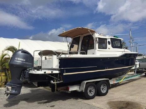 2016 Ranger Tugs R-23 Outboard
