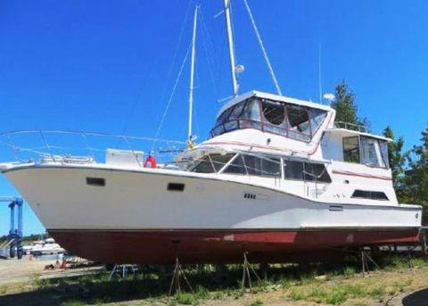 1989 Symbol Yacht 48 M/Y