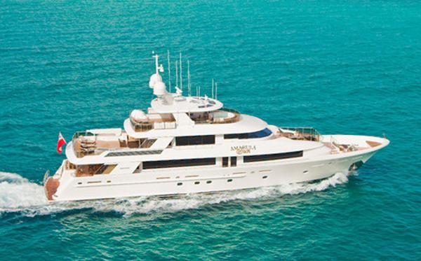 2011 Westport 130 Tri-Deck Yacht