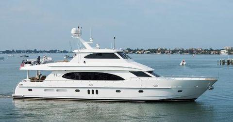 2009 Hargrave 90' Skylounge Motor Yacht Profile