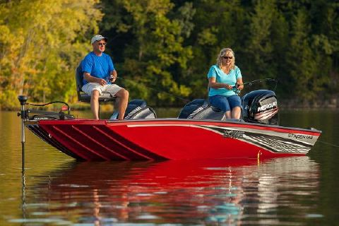 2017 Lowe Stinger 188 Dual Console