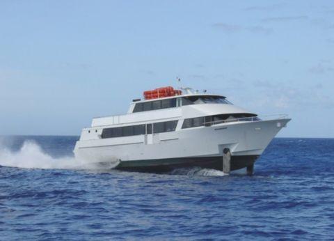 1997 Custom Hi Speed Passenger Ferry (JSS)