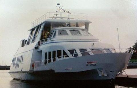 1987 Custom Sightseeing / Passenger Ship commercial Custom Sightseeing / Passenger Ship commercia