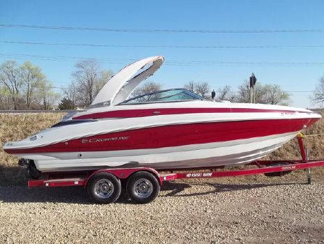 2014 Crownline 255 SS