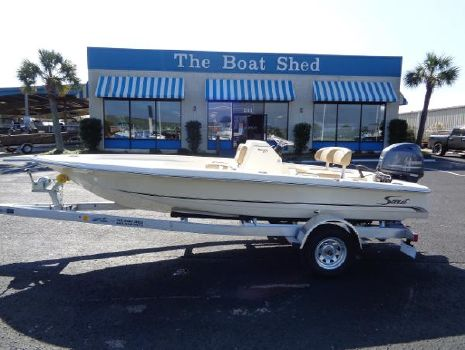 2016 Scout Boats 177 Sport